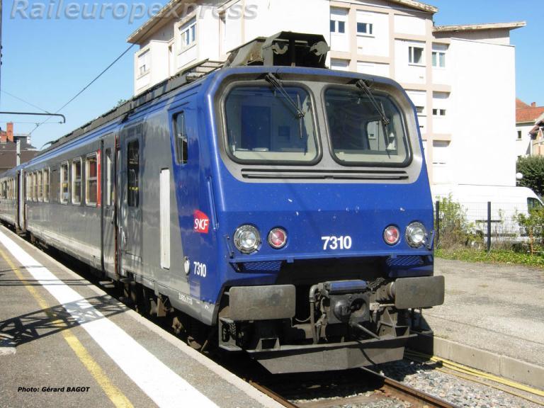 Z 7310 à Cahors