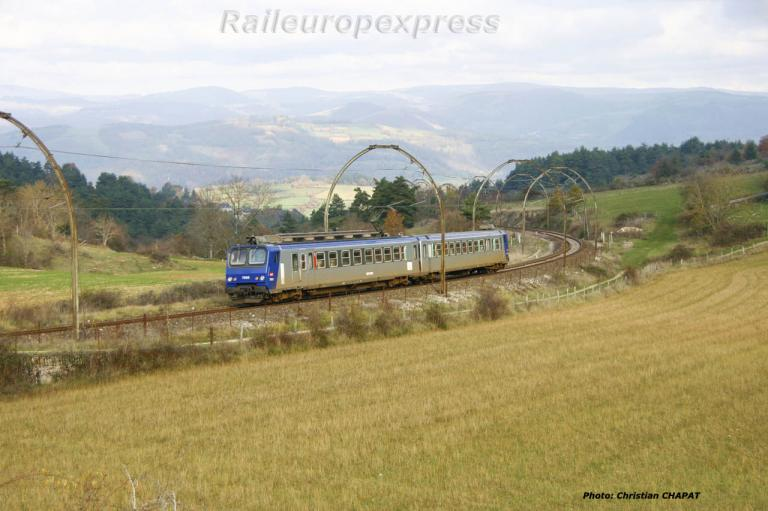 Z 7503 SNCF à Tarnesque (F 12)