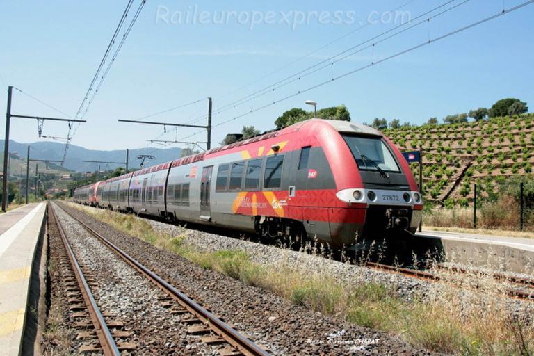 ZGC 27872 SNCF à Banyuls (F-66)