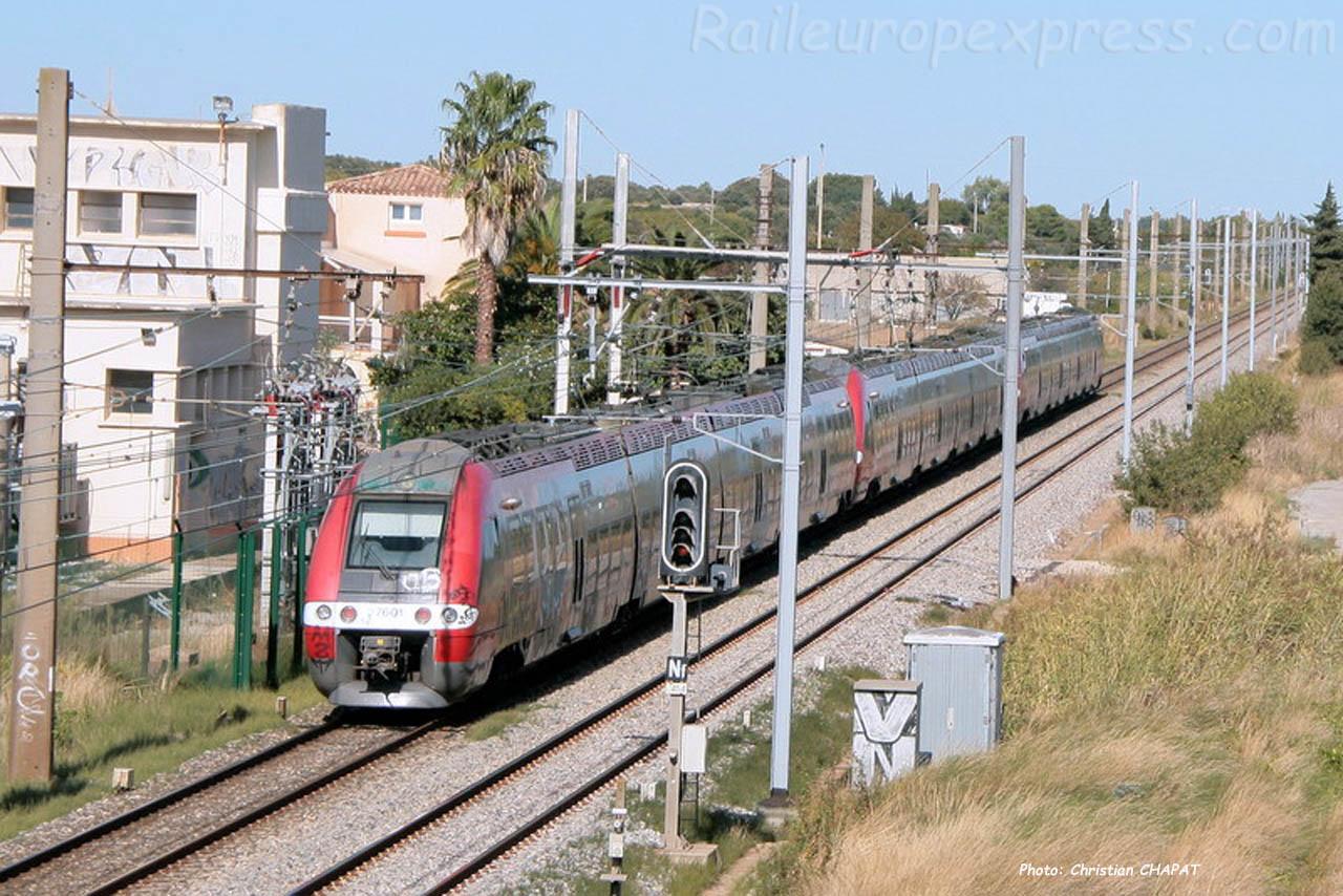 ZGC SNCF à Mireval (F-34)