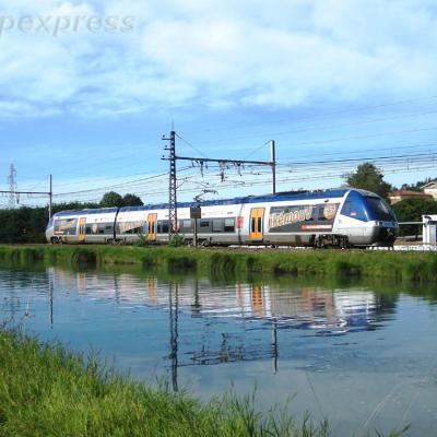 ZGC SNCF à Pompignan (F 82)