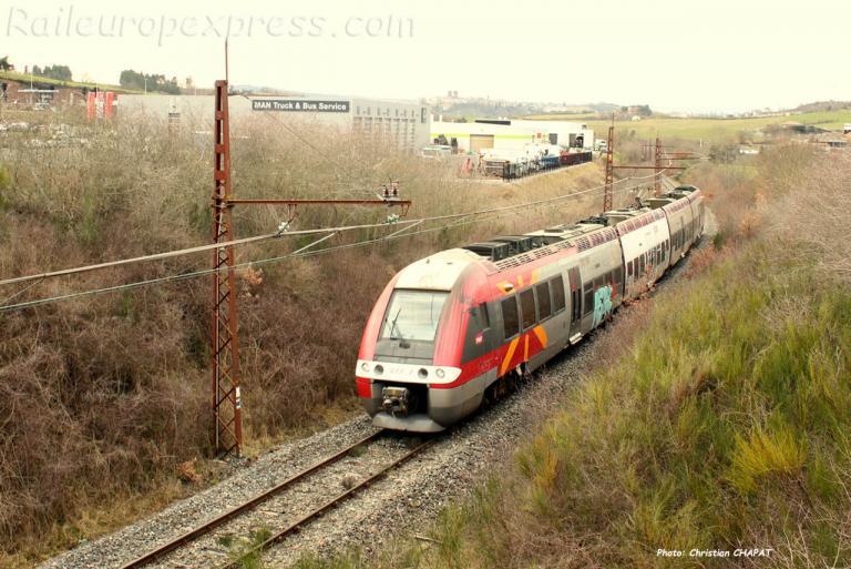 ZGC SNCF à St Flour (F-15)